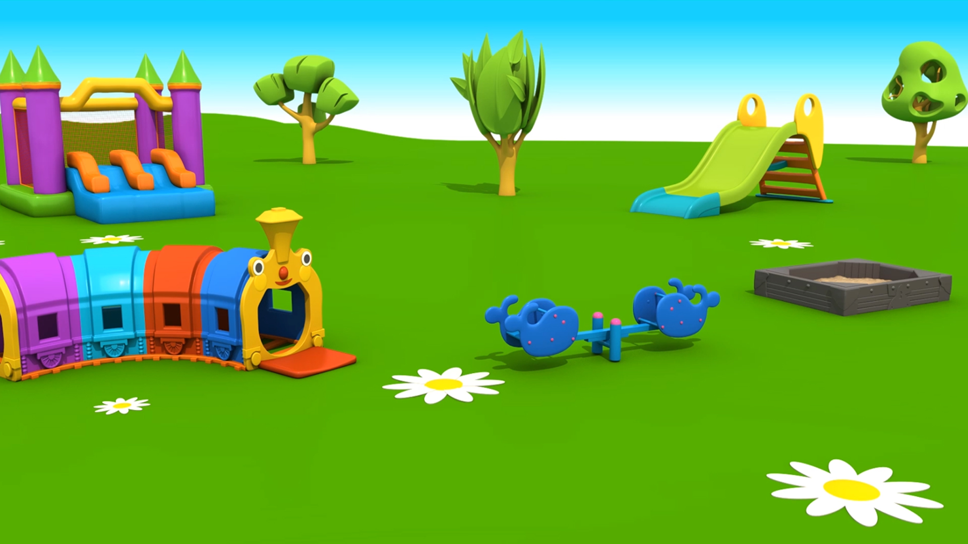 Il cartone dei piccoli u canale youtube u cartoni animati per