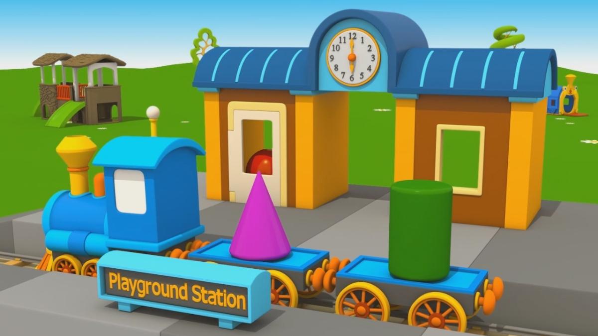 Cartoni animati per bambini leo junior e la nuova